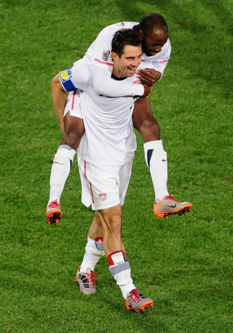 10 Moments Of Pure Manlove From Team USA
