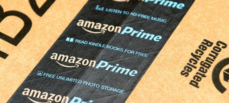 It Only Took Amazon's 'Prime Now' 2 Years to Get on to the Web