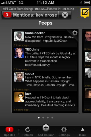 TweetDeck Now Available On The iPhone