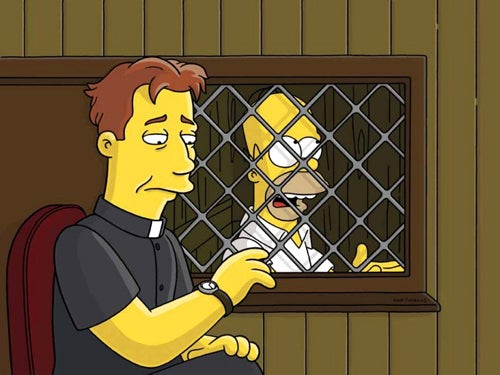 Vatican Says Homer Simpson Is a 'True Catholic'