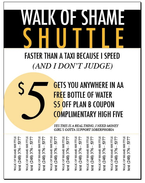 "This Co-Ed Entrepreneur Launched A ""Walk Of Shame"" Shuttle Service"