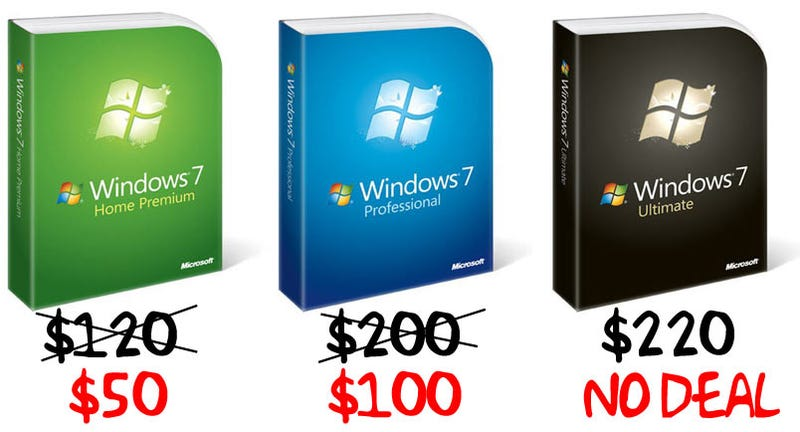 How to Pre-Order Windows 7 Tonight (and How To Cut The Line)