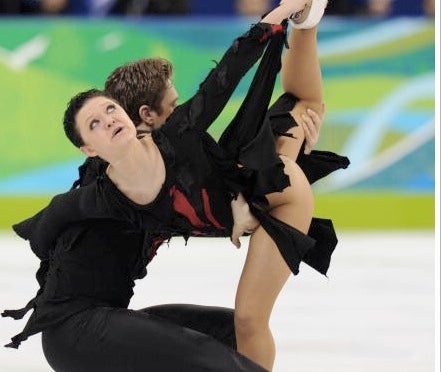 """The 40 Most Sexual Photos Of The Olympics,"" Claims Blog"