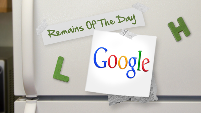 Remains of the Day: Google's Fight Against Webspam