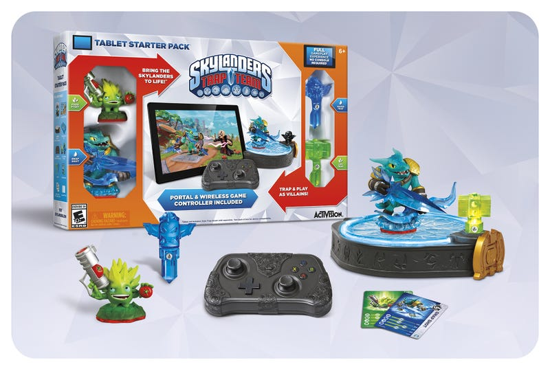The Next Skylanders Is Coming To Tablets... The Same Day As Consoles