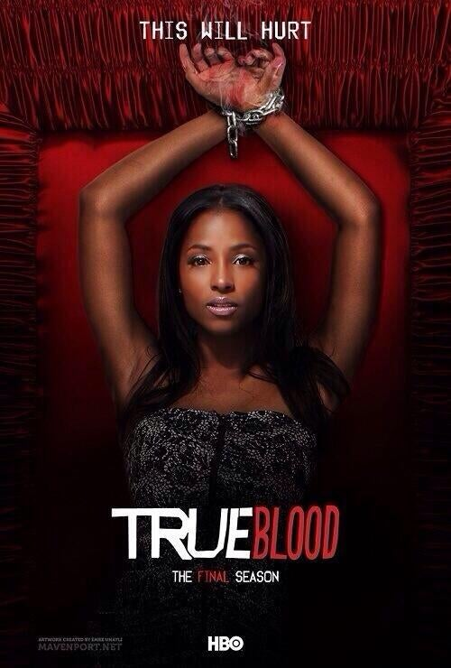 TRUE BLOOD NEW SEASON WE CAN ALL EXPERIENCE IT TOGETHER~~~