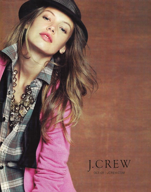 October At J. Crew: Pretty, Preppy, Preposterous