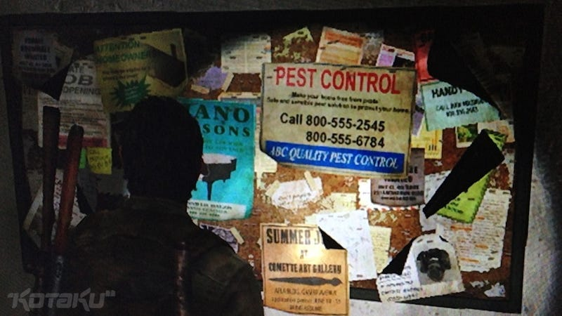 The Last of Us' Hidden Phone-Sex Numbers 'A Mistake,' Will Be Removed