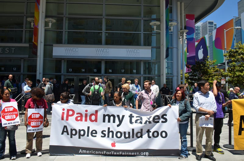 Apple is Being Investigated Over Irish Tax Shelters