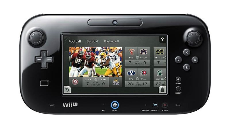 Nintendo Wii U's TVii Is Out Tomorrow—But with Some Major Missing Pieces