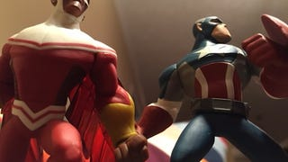 Loki and Falcon Take Over My Couch (and <i>Disney Infinity 2.0</i>)