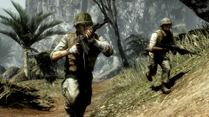 Battlefield Bad Company 2 Vietnam: Yeah, I Was In The Sh*t