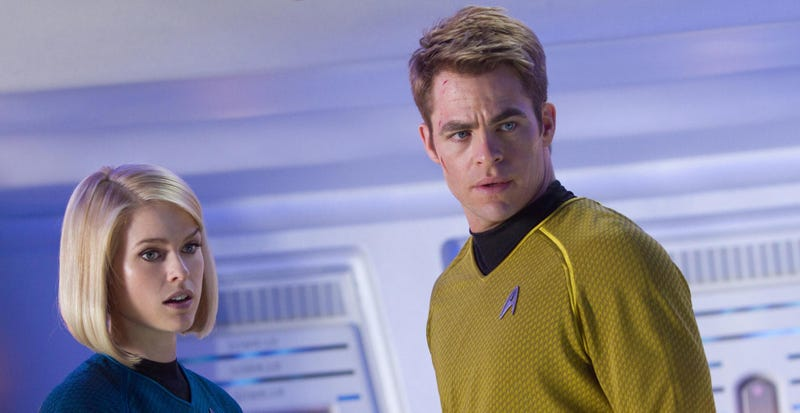 How to Sell Star Trek to Foreign Audiences: Downplay the Space Stuff