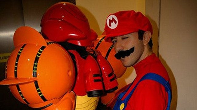Mario, That's Inappropriate