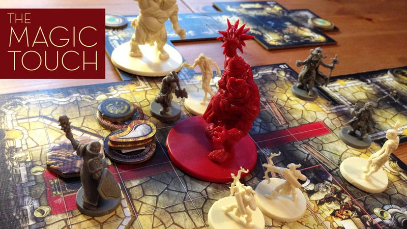 A Board Game Piece Is More Than A Mere Chunk Of Plastic