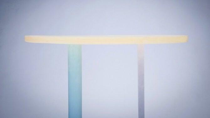 Lovely Pastel Furniture That Looks Like Aerogel