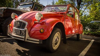 Cars and Coffee Portland 7/26/14