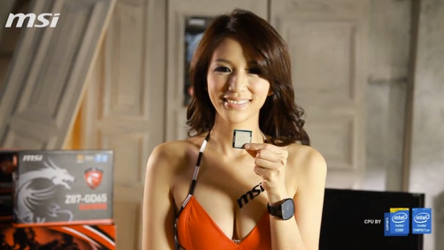 The Bikini Isn't the Only Thing Wrong with This Gaming PC Video