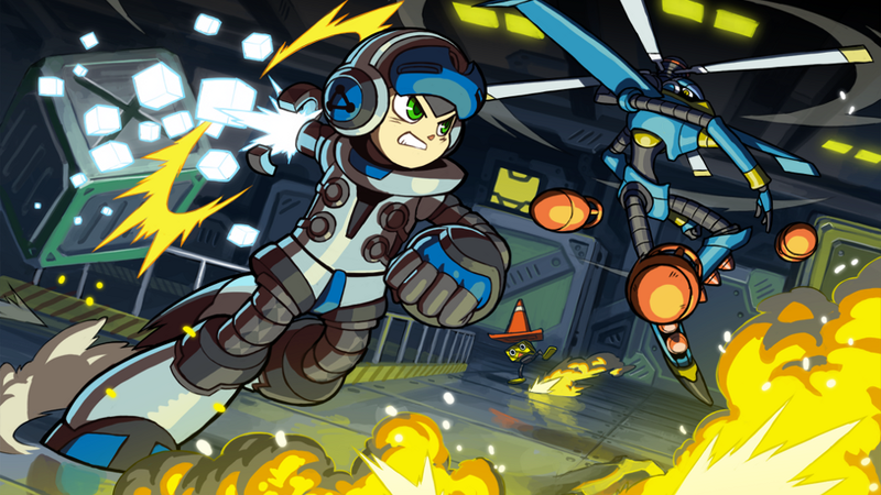 Mega Man Creator Keiji Inafune Will Answer Your Questions Tonight