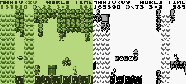 The Graphical Overhaul Of Super Mario Land Is Adorably Presumptuous