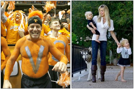 Bruce Pearl Attempts To Use His Roguish, Swarthy Charm On Layla Kiffin