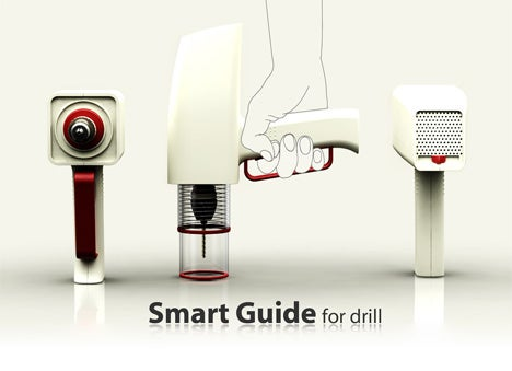 Smart Guide Drill-Aid Will Stop Your Holes Wandering (Yes, I Said HOLES)