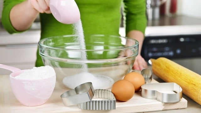 Convert Normal Recipes to Gluten Free by Weighing Your Flour
