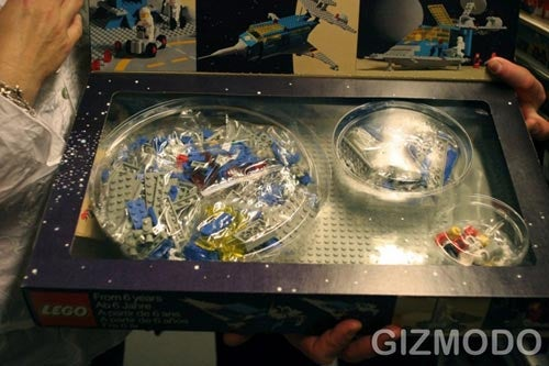 My Childhood Memories Live In Lego's Underground Secure Vault