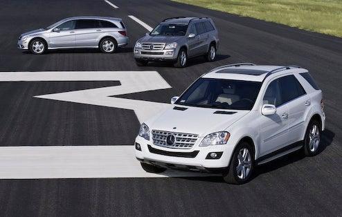 Mercedes Bluetec Diesel SUVs, Reviewed