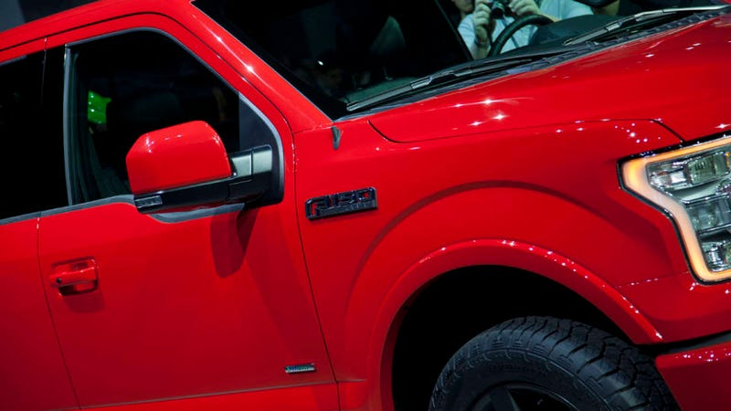 The new Ford F-150 is going to change your junkyard forever