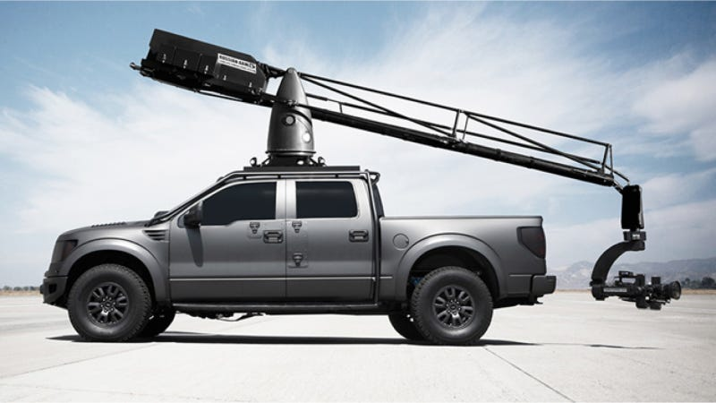 The Coolest Camera Trucks For Rough Country Movie Making