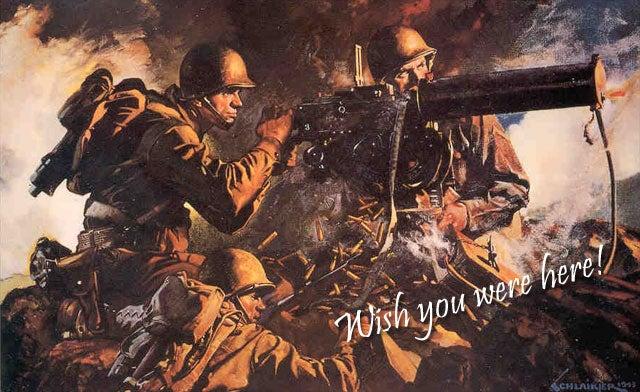Bring Back World War II