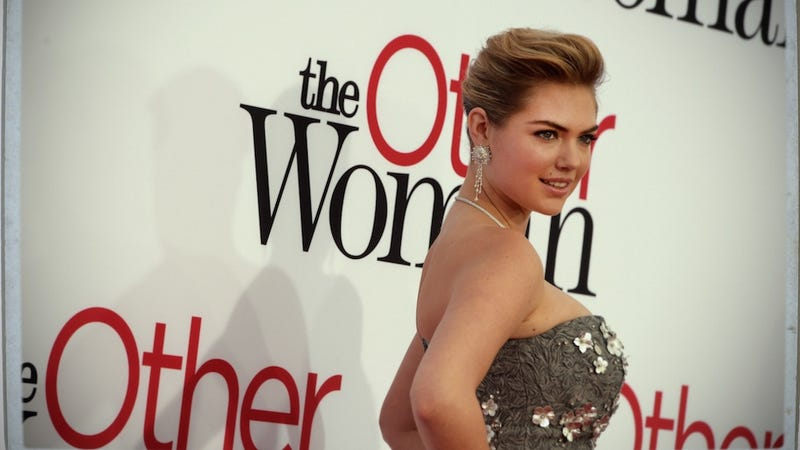 Kate Upton's Curs'ed Boobs Are Bringing Sports Stars to Ruin
