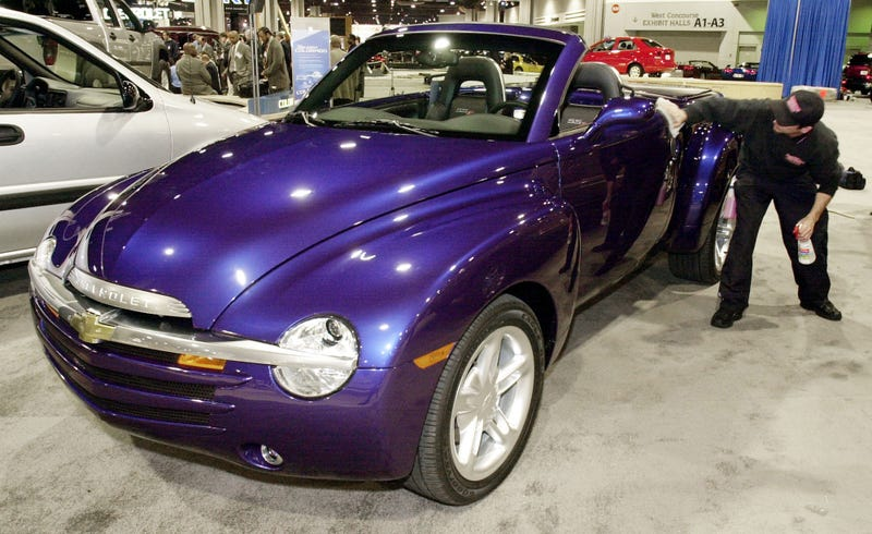 The Ten Worst Cars Ever Revealed At The Detroit Auto Show