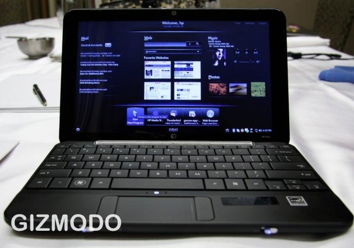 HP Mini 1000 Gets Mini-Sized $40 Price Cut