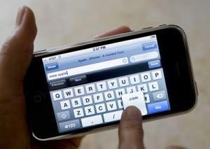 "Jesus Phone Has ""Black Plastic Part"", Pogue Declares"