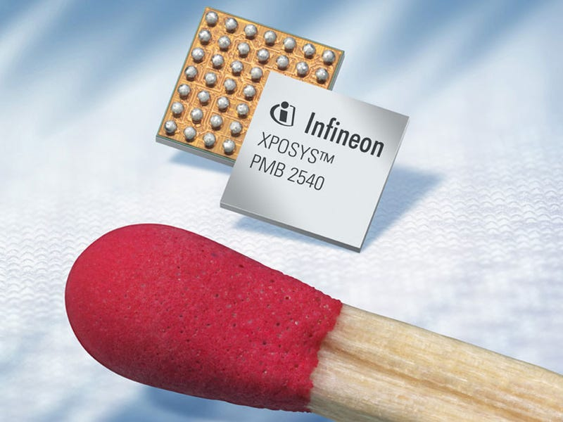 The Epson Infineon GPS Chip Is Small Enough to Destroy Privacy Forever