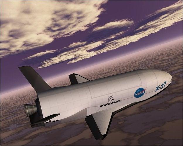 Amateur Astronomers Spot Super Secret X-37B Space Shuttle Replacement