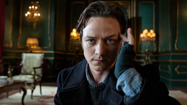 X-Men's Charles Xavier hasn't finished being broken down, says James McAvoy