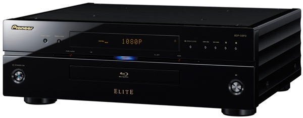 Pioneer Sneaks Out $2200 Elite BDP-09FD; First Blu-ray Player That Crushes the PS3