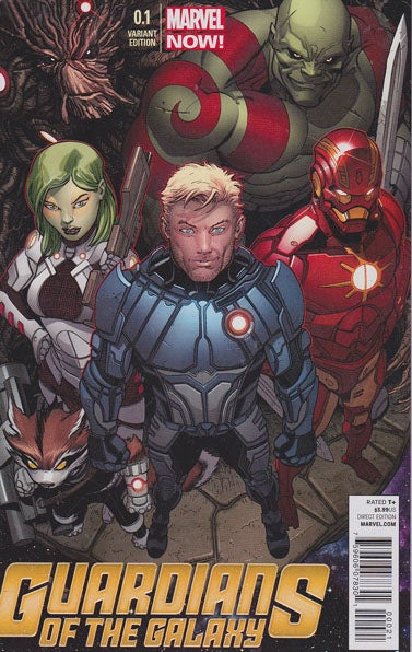 What you need to know about Guardians of the Galaxy, according to Marvel