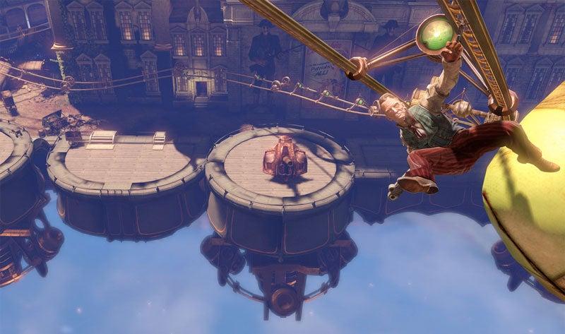 BioShock Infinite's 'Sky-Line' Combat Explained By Ken Levine
