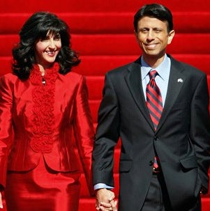 Future VP Bobby Jindal's College Girlfriend Possessed By Satan? Or Just Horny?