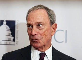 Bloomberg Supports Two-Term Limit For Mayors Who Aren't Him