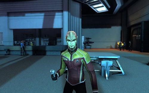 Star Trek Online Boldly Goes Live
