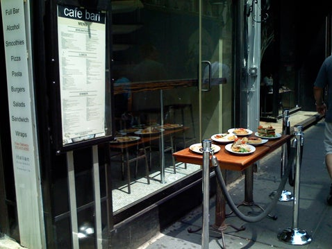 Heinous Celeb-Studded Cafe Operated By Owners Of Heinous Celeb-Studded Club