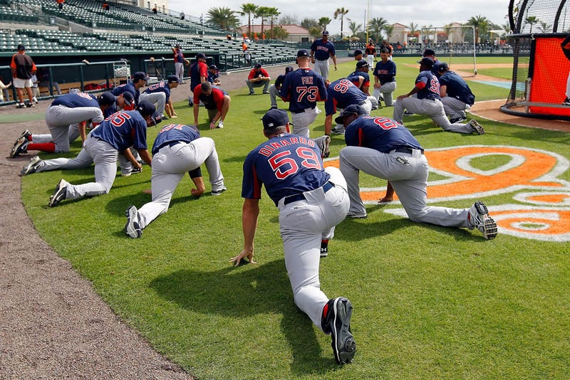 The Joy Of Pitchers, Catchers And Everyone In Between