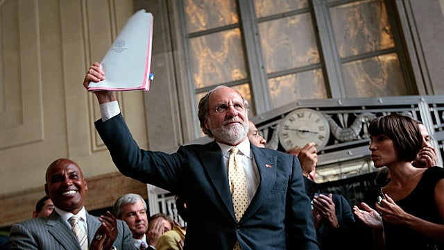 Jon Corzine's Spectacular Failure Just Got More Spectacular