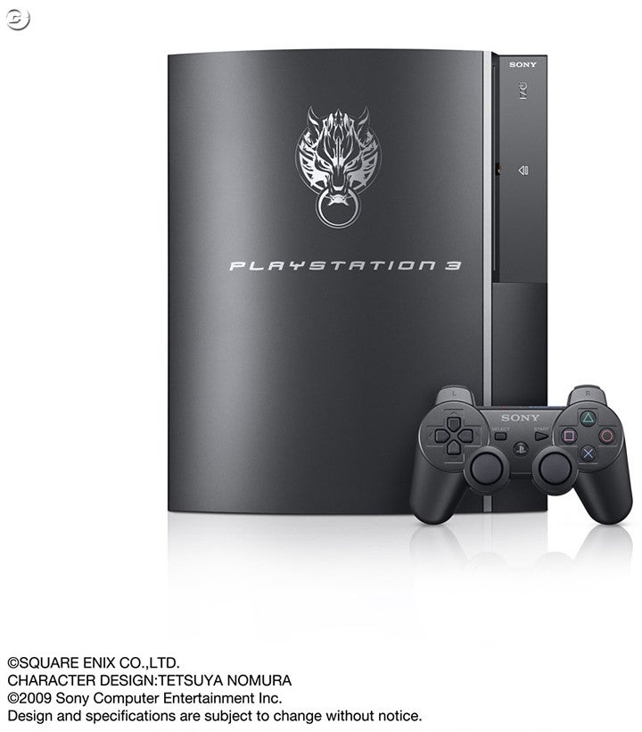 Which Limited Edition PS3 Do You Fancy?