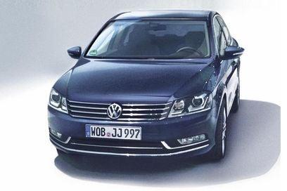 2012 Volkswagen Passat: Sharper, Angrier, Golfier